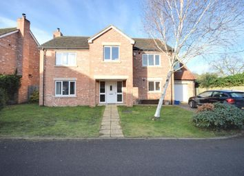 Thumbnail 4 bed detached house to rent in Marlborough Close, Ulleskelf, Tadcaster
