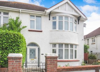 Thumbnail 4 bedroom semi-detached house for sale in Wilbarn Road, Paignton