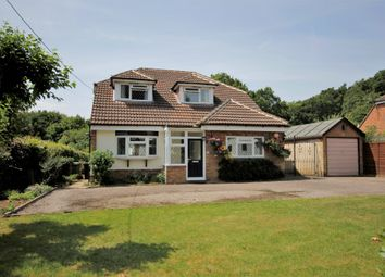 Springles Lane, Titchfield, Fareham PO15. 5 bed detached house