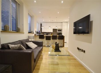 Thumbnail 1 bed flat to rent in North Mews, London