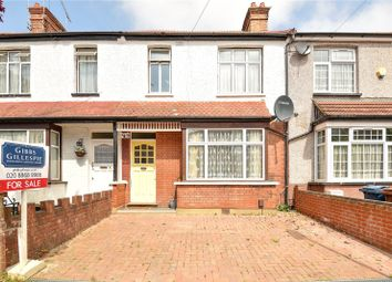 Thumbnail 3 bed terraced house for sale in Bolton Road, Harrow, Middlesex