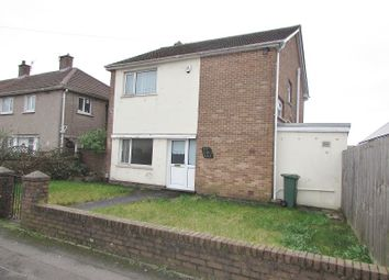 Thumbnail 3 bed detached house to rent in Trinity House, Fairway, Port Talbot