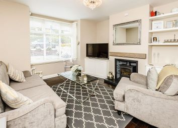 Thumbnail 3 bed semi-detached house for sale in Chertsey Road, Windlesham