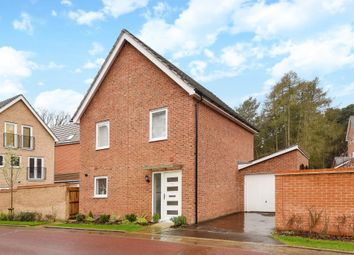 Thumbnail 3 bed detached house for sale in The Parks, Berkshire RG12,
