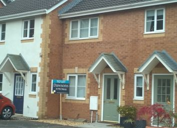 Thumbnail 2 bed terraced house to rent in Tro Tircoed, Penllergaer