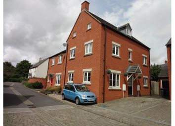 Thumbnail 4 bed town house for sale in Dowse Road, Devizes