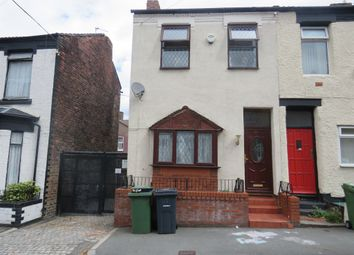 Thumbnail 2 bed semi-detached house for sale in Larch Road, Tranmere, Birkenhead