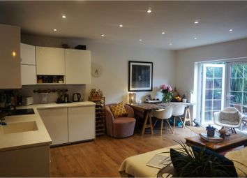 Thumbnail 2 bed flat to rent in Hewison Street, London