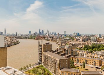Thumbnail 1 bed flat for sale in Westferry Circus, London