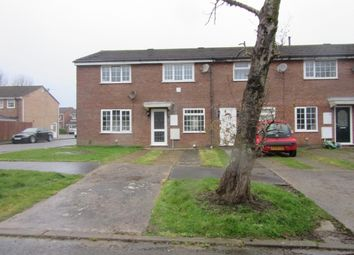 Thumbnail 2 bed end terrace house to rent in Dale Close, Fforestfach, Swansea.