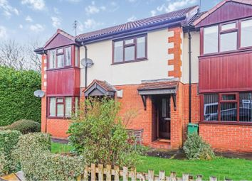 Thumbnail 2 bed flat for sale in Clough Fold Road, Hyde