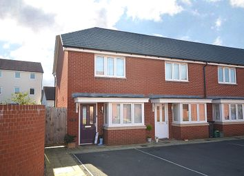 Thumbnail 2 bed end terrace house for sale in Pitt Park, Cranbrook, Near Exeter