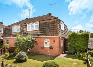Thumbnail 3 bed semi-detached house for sale in St Leonards Close, Bulford, Salisbury