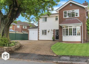 Thumbnail 4 bedroom detached house for sale in Oak Gates, Egerton, Bolton, Lancashire