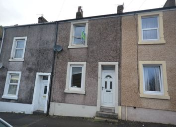 Thumbnail 3 bed terraced house for sale in Trumpet Road, Cleator