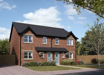 Thumbnail 3 bed semi-detached house for sale in York, Waterside, Cottam Way, Cottam, Preston