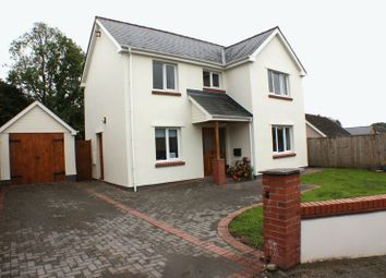 Thumbnail 3 bed detached house for sale in Llanfallteg, Whitland
