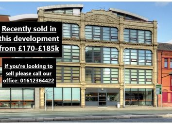 Thumbnail 2 bed flat for sale in 29-37 Great Ancoats Street, Manchester