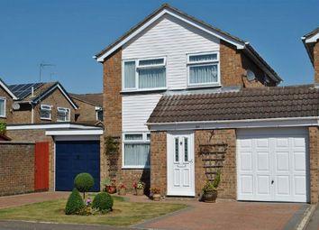 Thumbnail 3 bedroom detached house for sale in Obelisk Rise, Kingsthorpe, Northampton