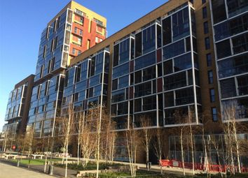 Thumbnail 1 bed flat to rent in Dalston Square, London