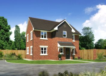 "Thumbnail 4 bed detached house for sale in ""Westwood"" at Palladian Gardens, Hooton Road, Hooton, Wirral"