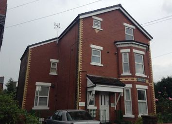 Thumbnail 1 bed property to rent in Hartington Road, Chorlton Cum Hardy, Manchester