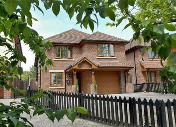 Thumbnail 4 bed detached house for sale in Walkford, Christchurch, Dorset