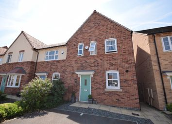 Thumbnail 3 bed town house for sale in Royal Park Drive, Shelton Lock, Derby