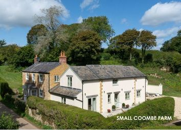Thumbnail 6 bedroom detached house for sale in Shipton Gorge, Bridport, Dorset