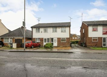 Thumbnail 3 bedroom semi-detached house to rent in Toddington Road, Luton