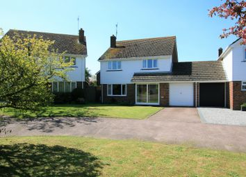 Thumbnail 4 bed detached house for sale in Mountbatten Way, Ashford, Kent