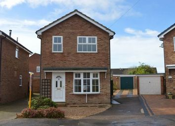 Thumbnail 3 bed detached house to rent in The Knoll, Brixworth, Northampton