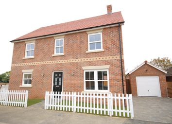 Thumbnail 4 bed detached house for sale in Kirby Grange, Kirby Cross, Frinton-On-Sea