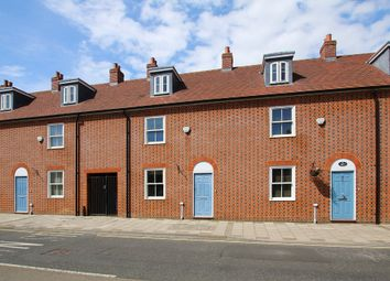 Thumbnail 3 bed terraced house for sale in Reedley Mews, Lymington, Hampshire