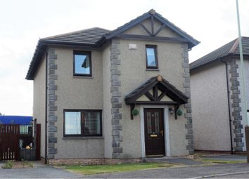 Thumbnail 3 bedroom detached house for sale in Lintrathen Court, Dundee