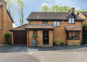 Thumbnail 4 bed detached house for sale in Cleeve Park Gardens, Sidcup