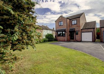 Thumbnail 3 bed detached house for sale in Gables Court, Dishforth, Thirsk