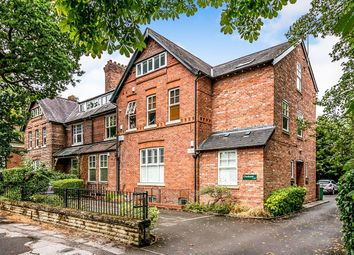 Thumbnail 2 bed flat for sale in Barlow Moor Road, Didsbury, Manchester