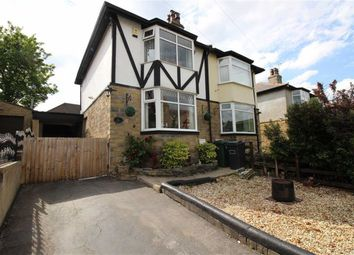 Thumbnail 2 bed semi-detached house for sale in Botham Hall Road, Golcar, Huddersfield