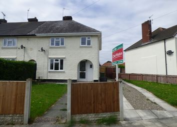 Thumbnail 3 bed end terrace house for sale in Dale Avenue, Bromborough, Wirral