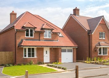 "Thumbnail 4 bedroom detached house for sale in ""Harborough"" at West End Lane, Henfield"
