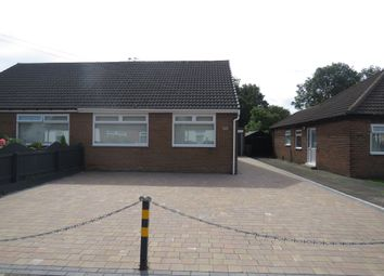 Thumbnail 2 bed semi-detached bungalow for sale in St. Margaret's Grove, South Bank, Middlesbrough