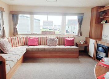2 bed bungalow for sale in Abi Elegance Sandy Bay Caravan Park, North Seaton, Ashington NE63