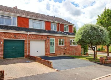 4 bed semi-detached house for sale in Kennett Close, Halterworth, Romsey SO51