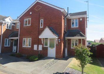 Thumbnail 2 bed flat to rent in Grange Farm Drive, Aston, Sheffield