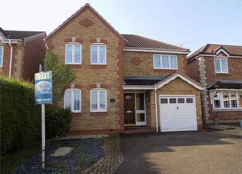 Thumbnail 4 bedroom detached house to rent in Bristol Mews, Worksop, Nottinghamshire
