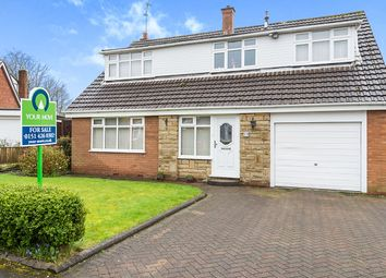 Thumbnail 4 bed detached house for sale in Teynham Avenue, Knowsley, Prescot