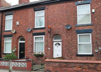 Thumbnail 2 bedroom terraced house to rent in Moorside Street, Droylsden, Manchester