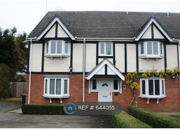 Thumbnail 1 bed flat to rent in Wells Close, Husbands Bosworth, Lutterworth