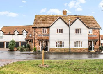 Thumbnail 3 bed semi-detached house for sale in Potters Way, Poringland, Norwich, Norfolk
